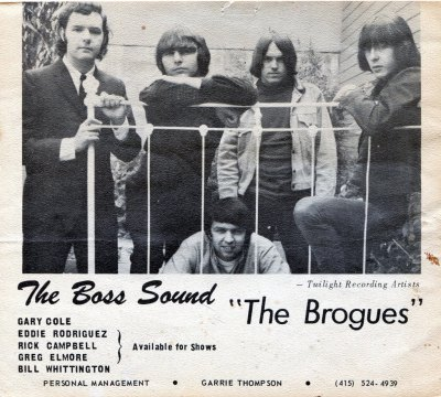 The Brogues - Promo Photo