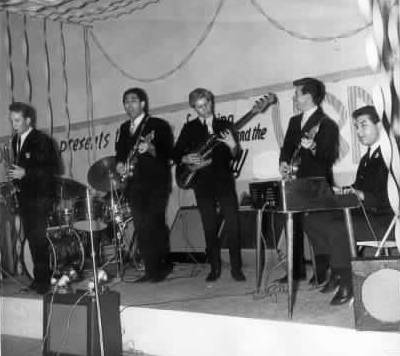Jimmy Kay and the Vibadors-1965